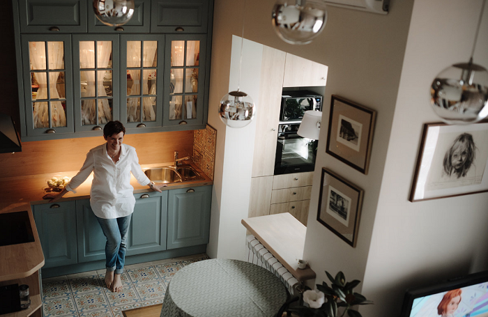 Как увеличить площадь маленькой квартиры в 1,5 раза: румтур от креативного дизайнера