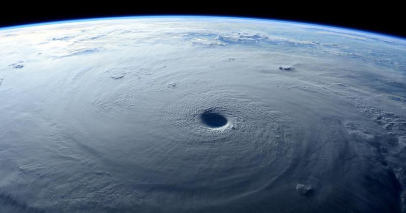 По настоящему странные погодные явления нашей планеты