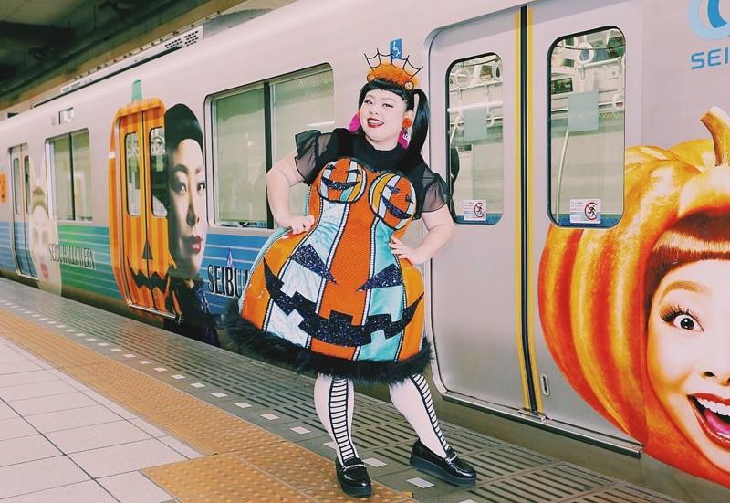 ВЯпонии есть своя пышная Бейонсе, ионавамточно понравится!