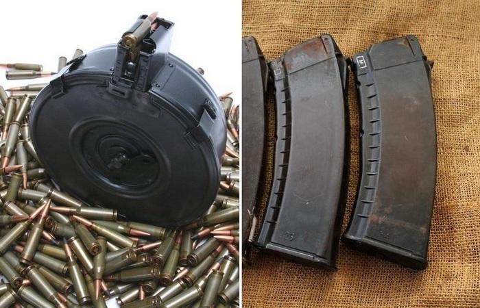Почему в оружии не используют магазины больше чем на 30 патронов