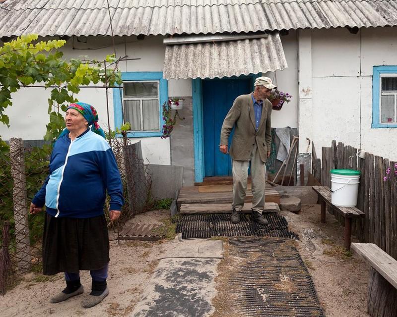 Самоселы — люди, которые ведут хозяйство вЧернобыльской зоне отчуждения