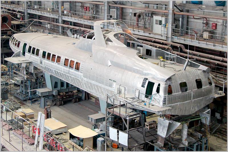Страна бензоколонка  возобновила строительство кораблей  Комета  наподводных крыльях