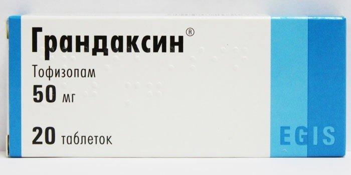 Грандаксин : аналоги и заменители, инструкция по применению, отзывы