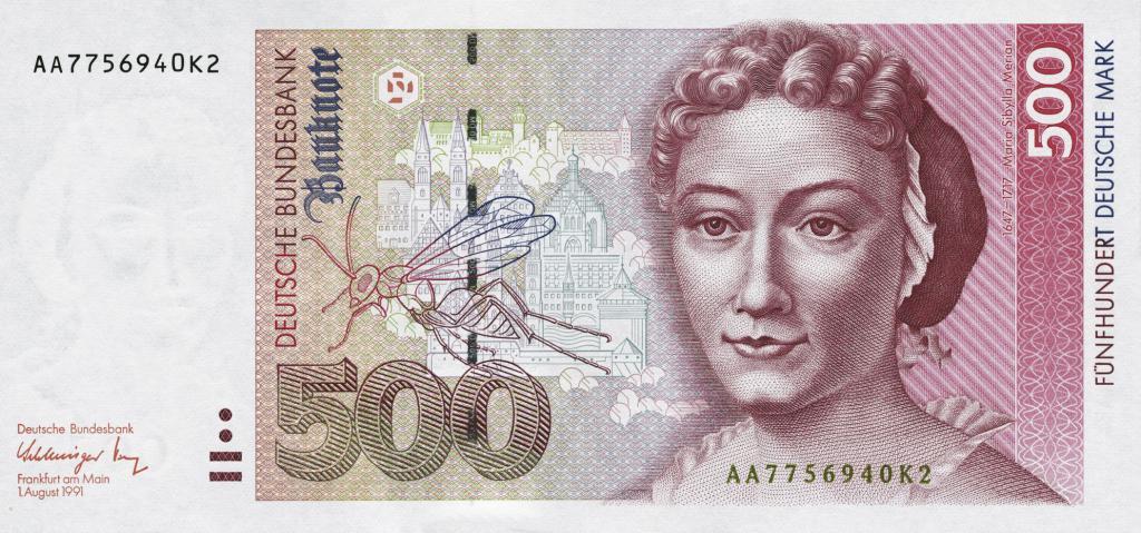 Валюта Германии: марки до евро, курс валют в Германии
