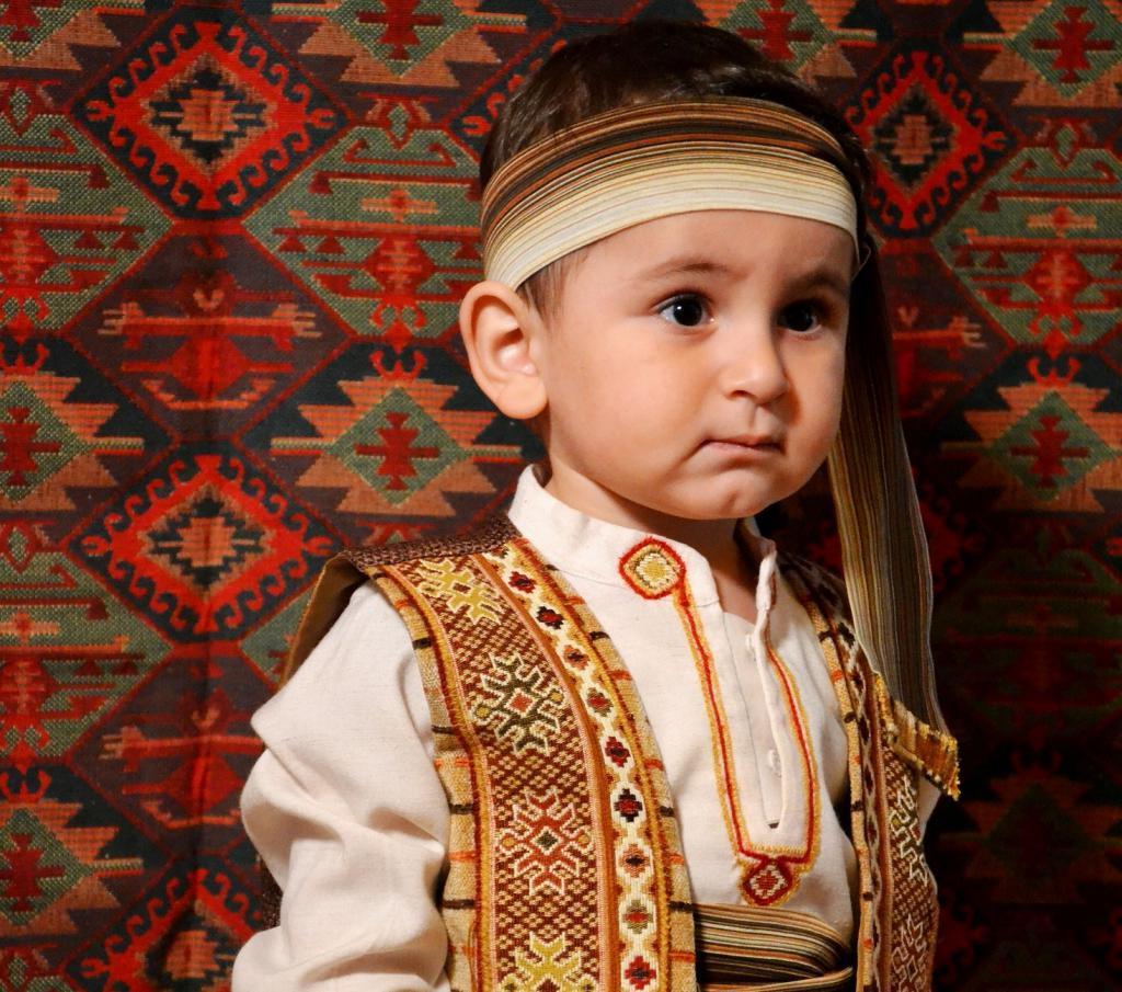 Армянские мужские имена: список по алфавиту современных имен