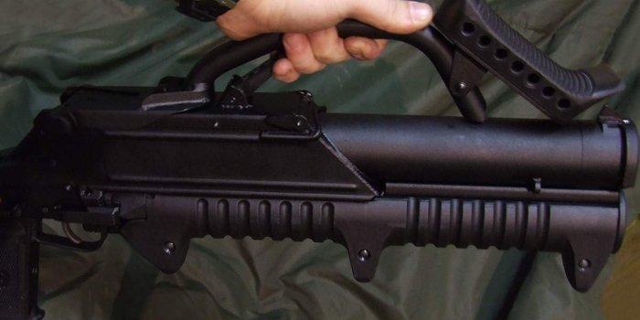 Как выглядит и зачем понадобился российскому спецназу гранатомет ГМ-94