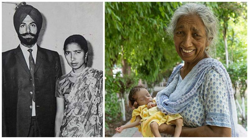 Этотяжелее, чемядумала : жительница Индии стала матерью в72года