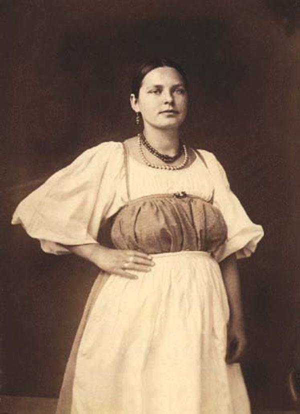 Русские конца XIXвека вфотографиях