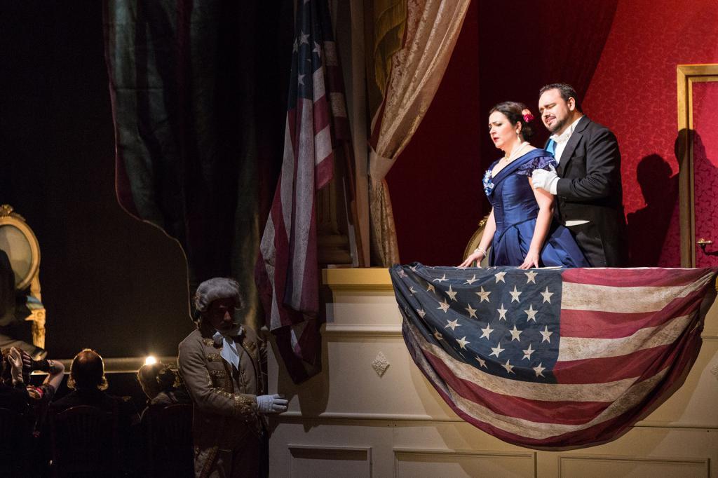 Опера «Бал-маскарад»: история, автор, содержание, интересные факты