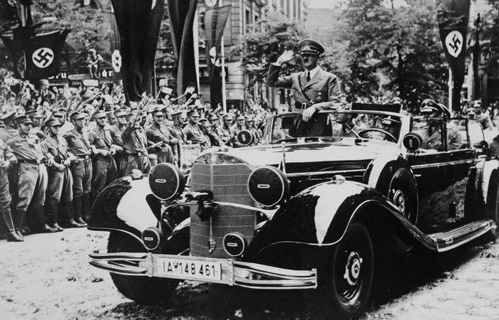 Какие «примочки» имелись в машине фюрера Третьего рейха Адольфа Гитлера