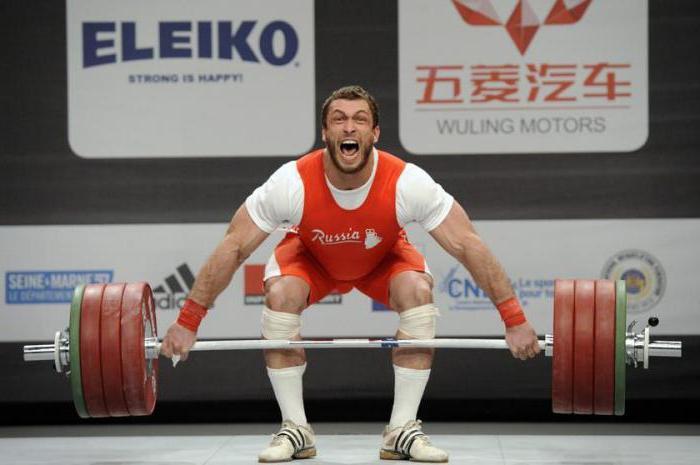 Штангист Клоков Дмитрий: фото, тренировки