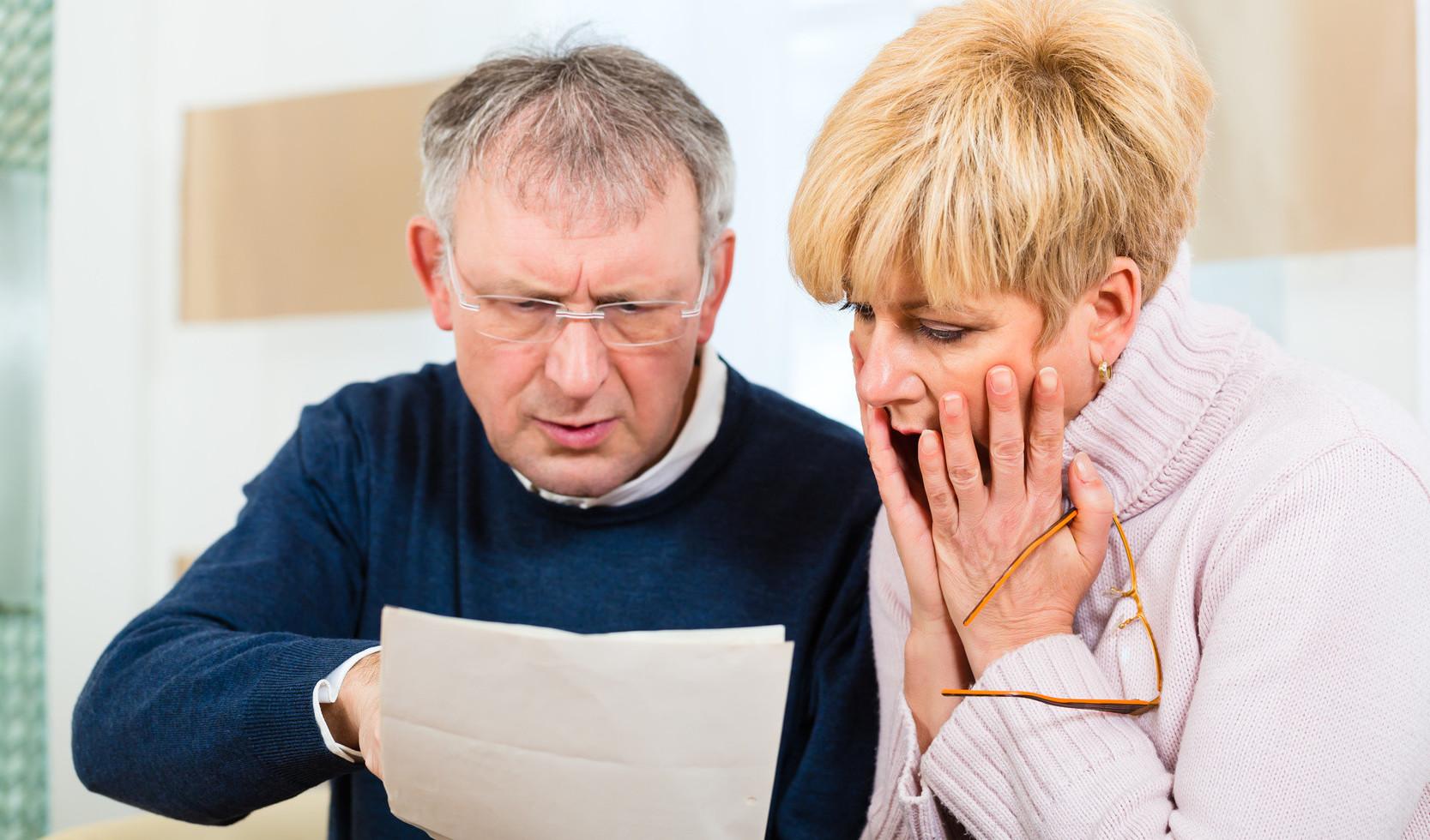 Родителей чуть инфаркт нехватил, когда онипрочитали письмо отдочери