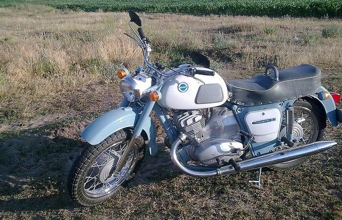 Мотоцикл ИЖ Планета-3: какой была советская легенда