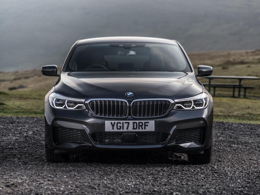 BMW 6: обзор модели Gran Turismo
