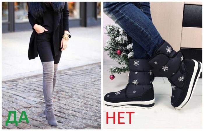 Модные «да» и «нет», которые нужно сказать своему зимнему гардеробу