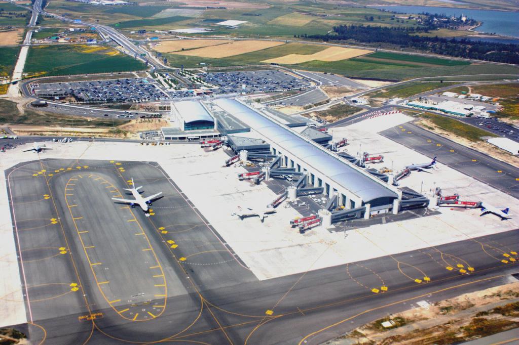 Аэропорт Ларнака – главный воздушный шлюз Кипра