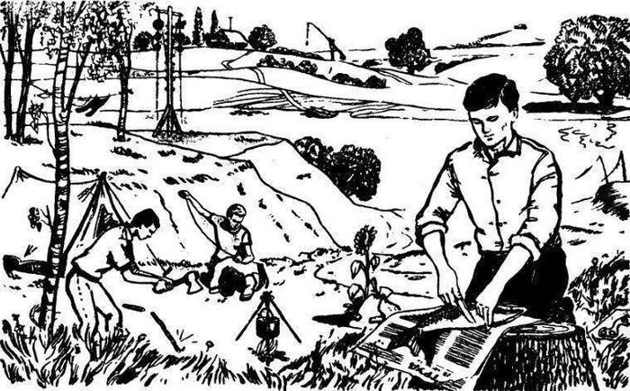 Советские загадки налогику вкартинках